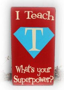 teacher superpower
