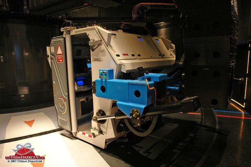 space shuttle simulator epcot - photo #6