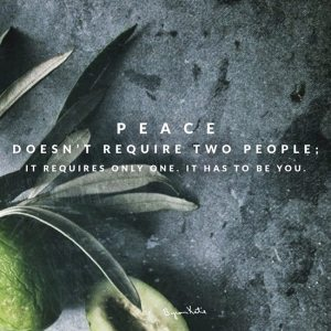 Peace-Byron Katie