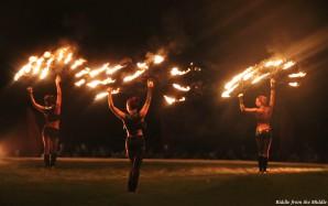 fire-dancers