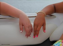 Sarah&Hannah hands