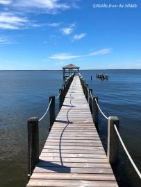 dock+seagulls